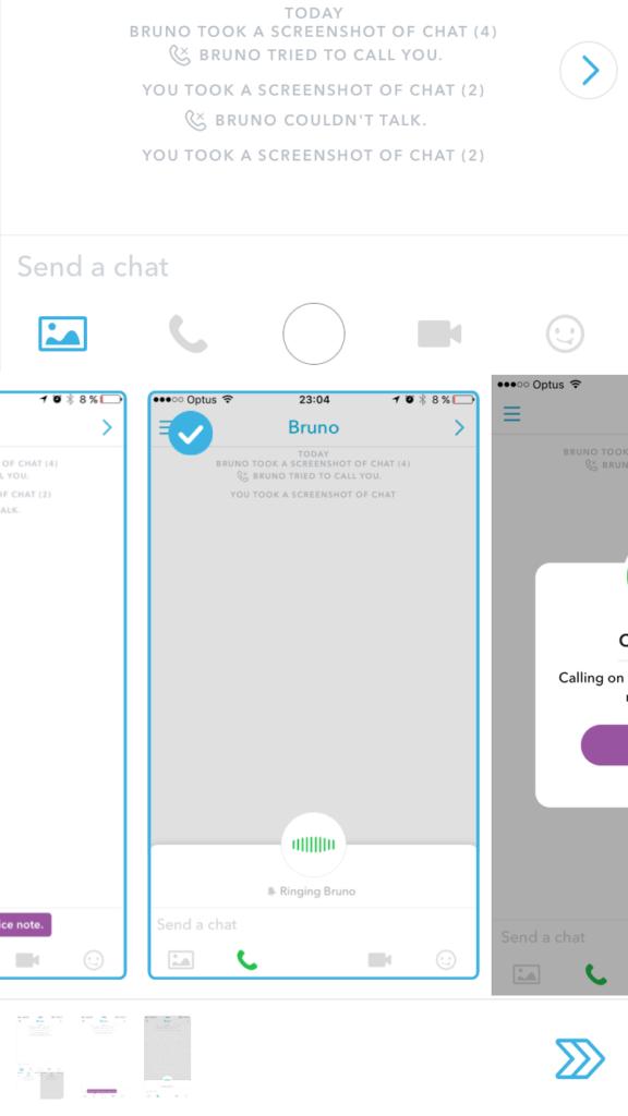 Checkbox Inspiration All Checkbox Mobile Select User Picker  - UI Garage - The database of UI