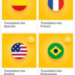 Spotify Language Picker