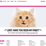 Cosmo Web Error