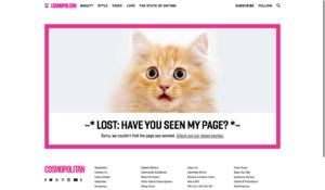 Cosmo Web Error from UIGarage