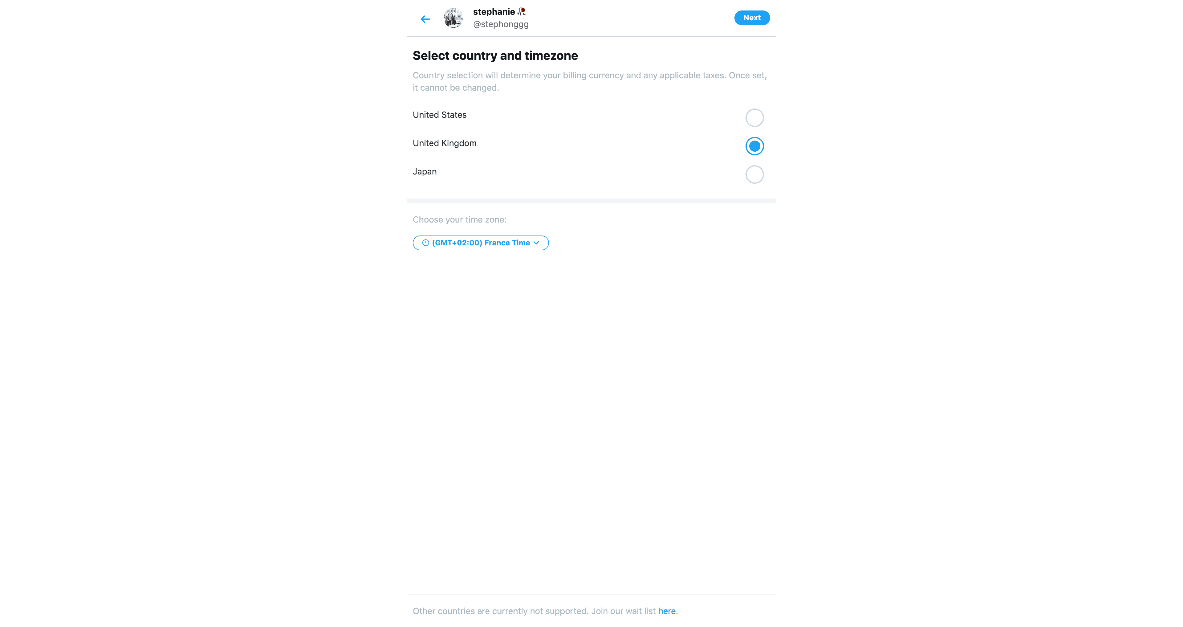 Promote mode by Twitter from UIGarage