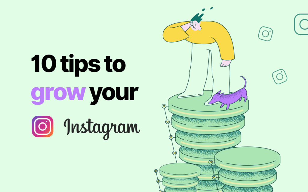 10 Super Effective Tips to Promote Web Design Startup on Instagram from UIGarage
