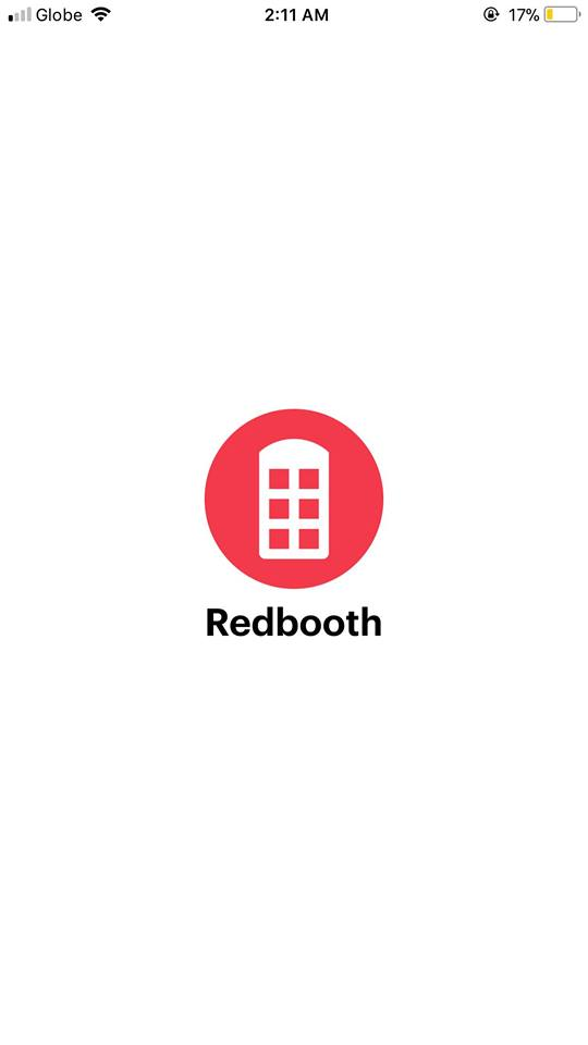 Launch Screen on iOS by Redbooth from UIGarage