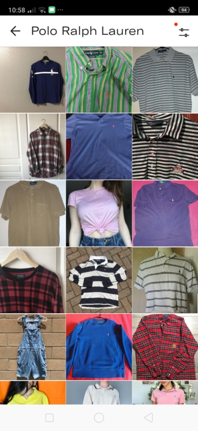 Search on Android by Depop from UIGarage